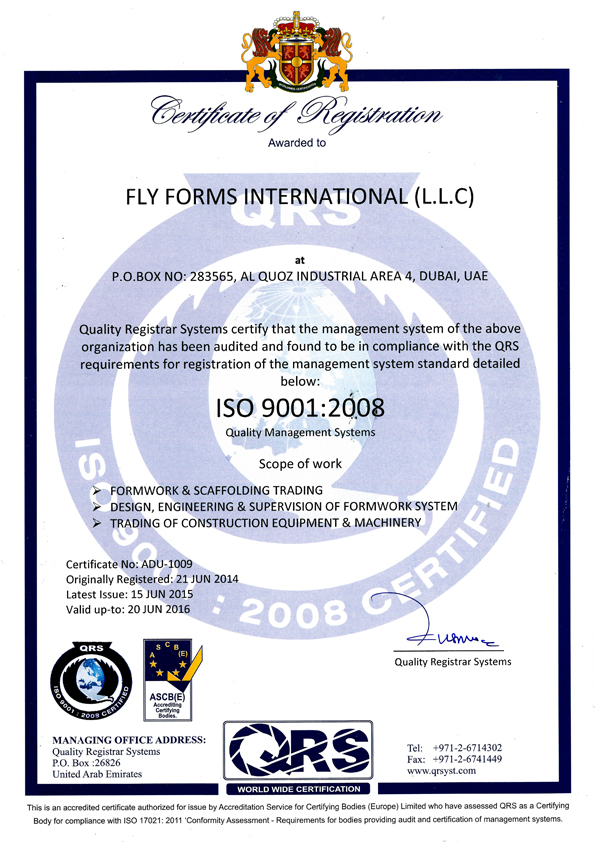 About Us | Flyforms